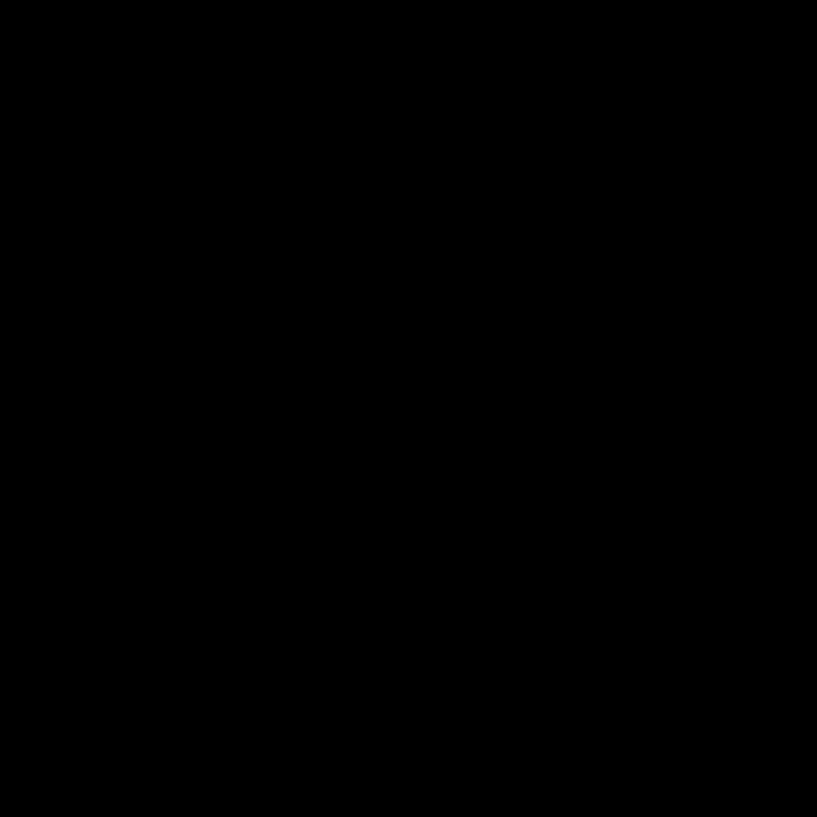 Creool oorbellen 14krt witgoud